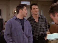 Friends 02x20 : The One Where Old Yeller Dies- Seriesaddict